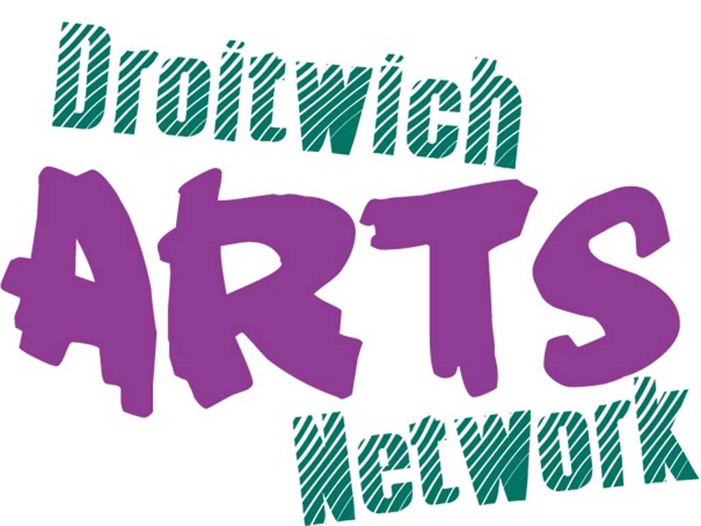 Droitwich Arts Network Logo