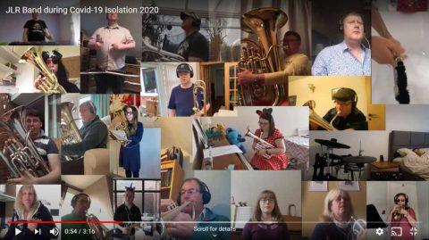 Jaguar Landrover band one voice