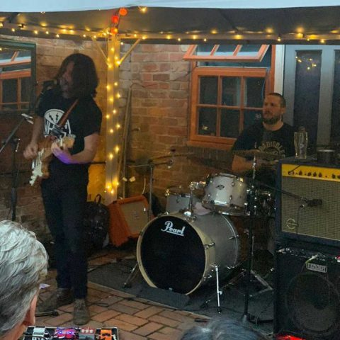 Photo of Hipflask Virgins live at Paradiddles