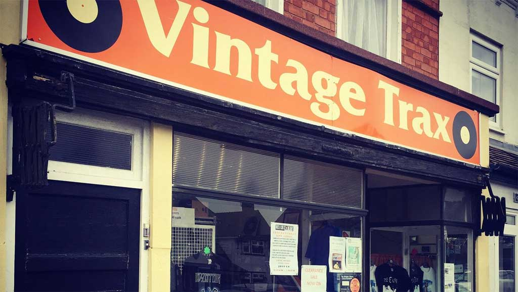 Photo of Vintage Trax Redditch, shop