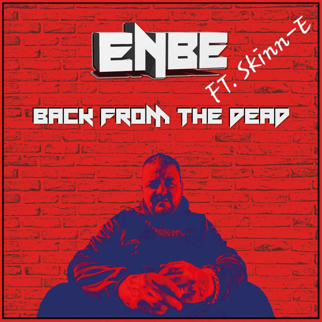 CD Cover for Enbe Ft Skinn - E - Back From The Dead