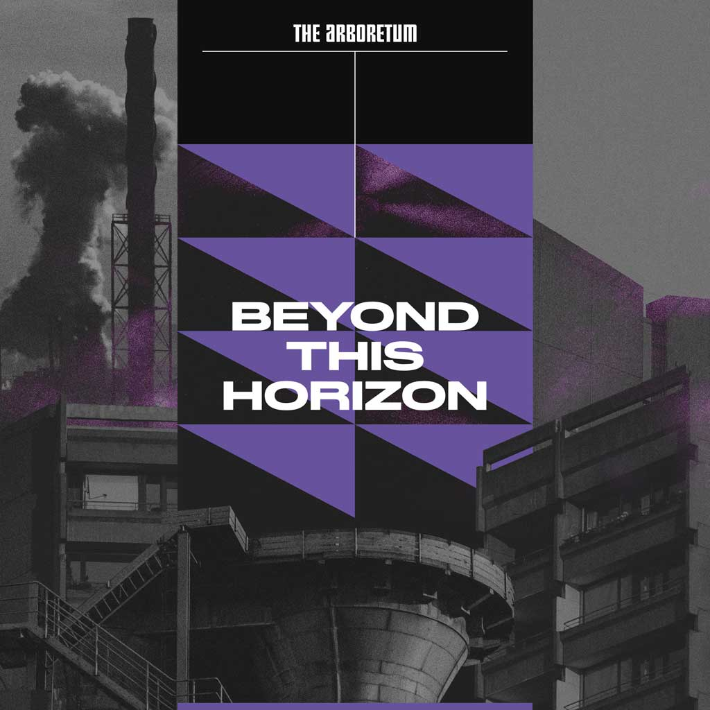 CD Cover of The Arboretum, Beyond The Horizon