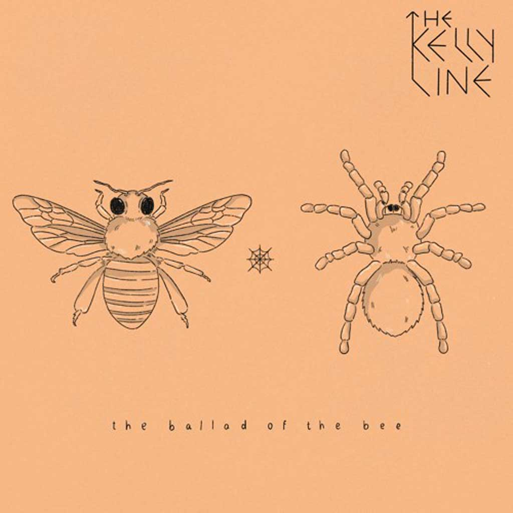 Artwork for The Ballad of the Bee by The Kelly Line Single