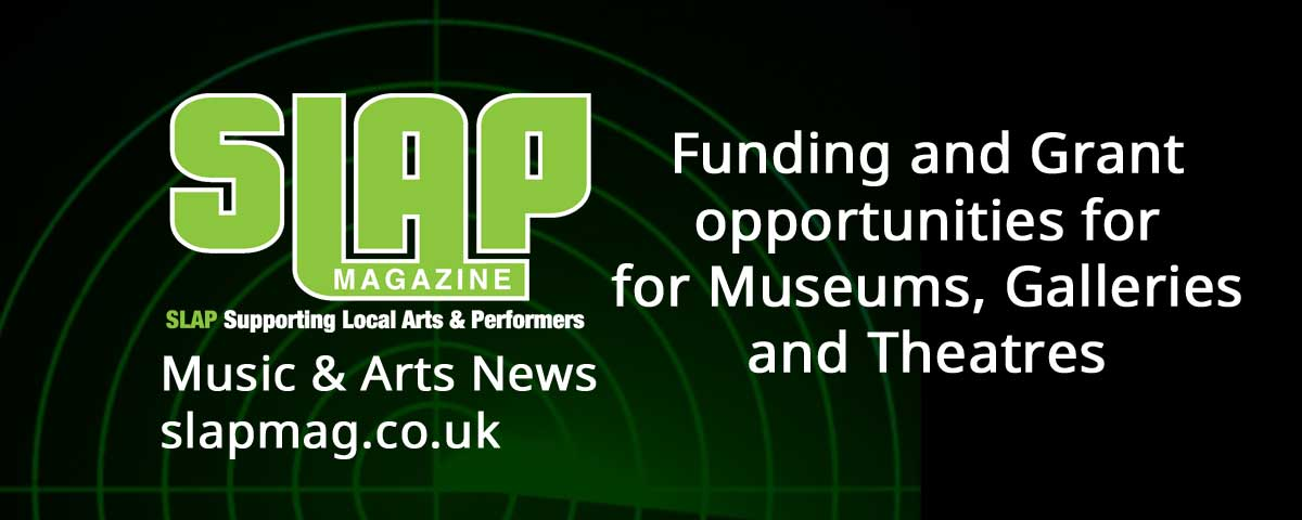 Funding and Grant opportunities for Museums, Galleries and Theatres