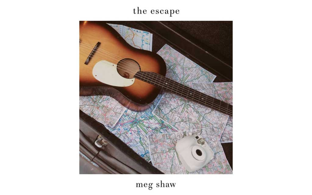 Cover of The Escape by Meg Shaw Single