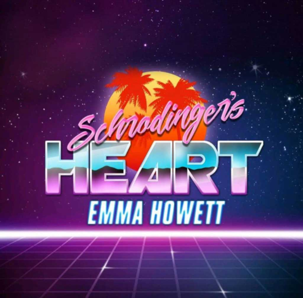 Schrodinger's Heart by Emma Howett - Single Cover