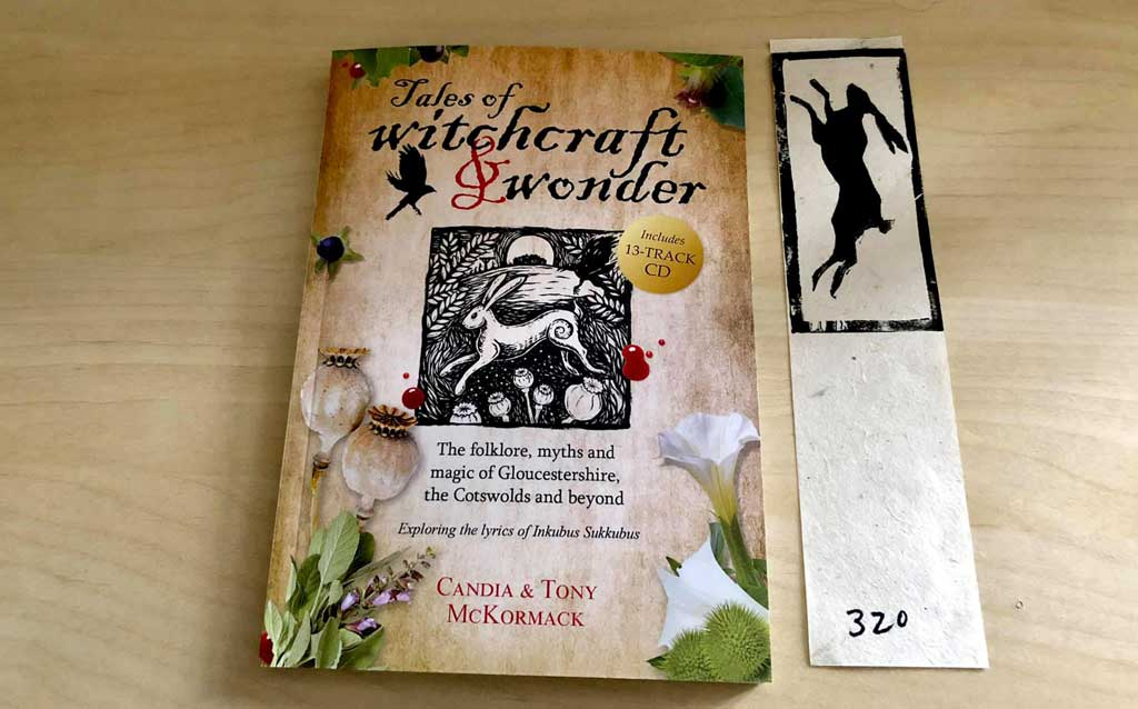 Photo of book: Tales Of Witchcraft and Wonder by Candia & Tony McKormack