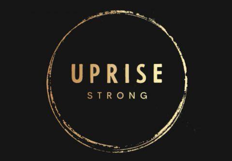 Single cover artwork for Strong by Uprise