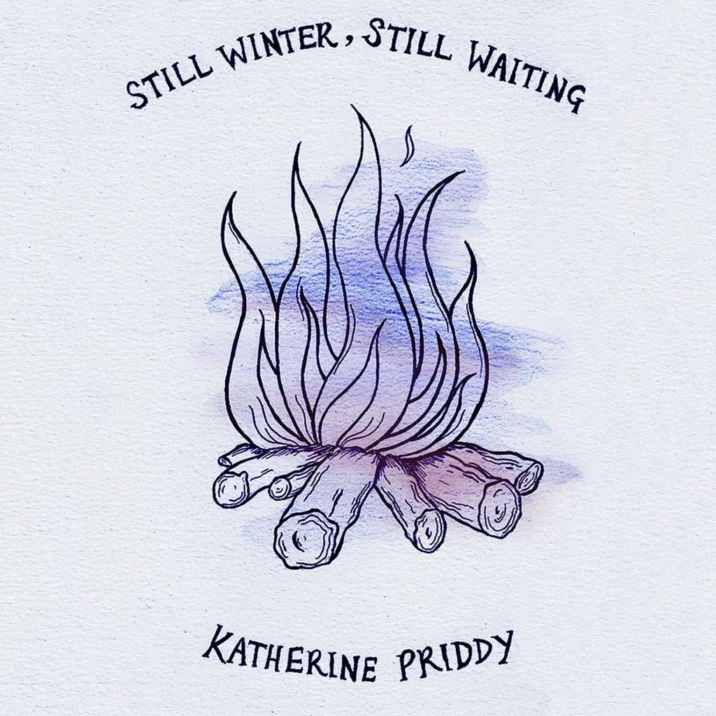 Single cover for Still Winter, Still Waiting by Katherine Priddy