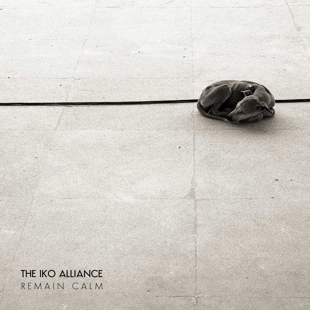 Cover of THE IKO ALLIANCE Remain Calm WP