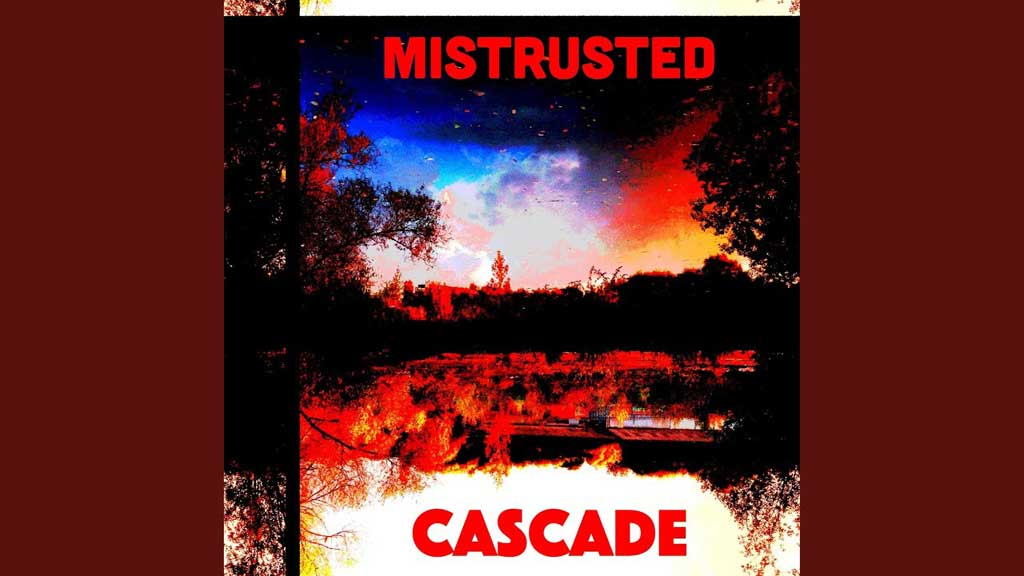 Single cover for Cascade by Mistrusted