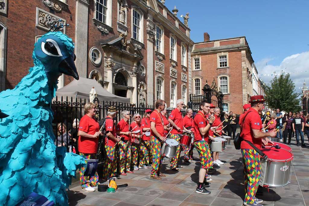 Photo of Samba Band