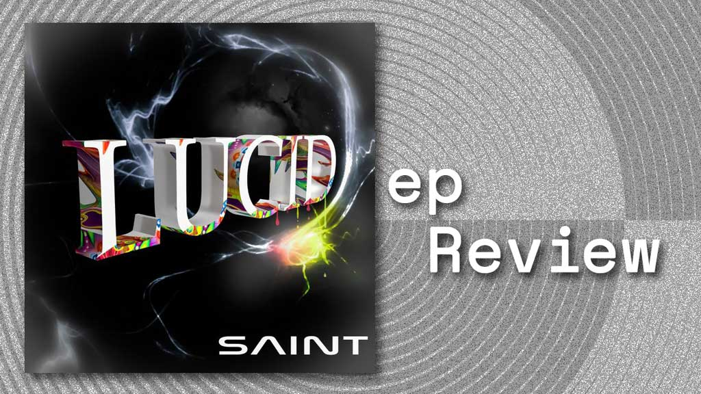 Cover for Lucid by Saint