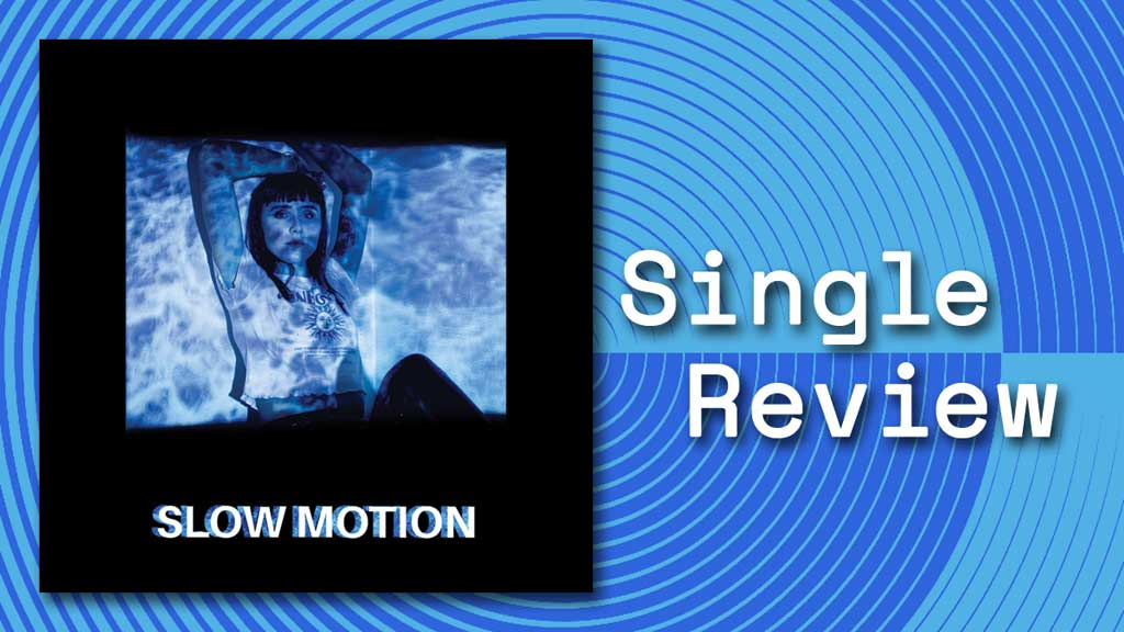 "Single cover for ""Slow Motion"" by Darla Jade"
