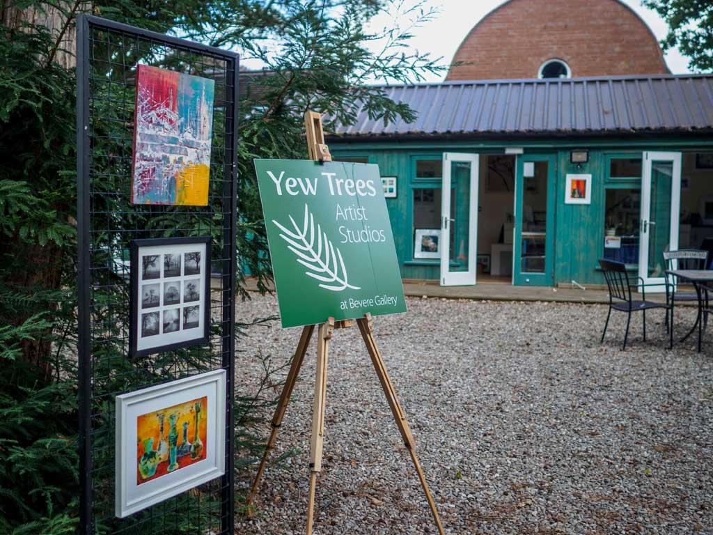 Yew Trees Artist Studios, Bevere