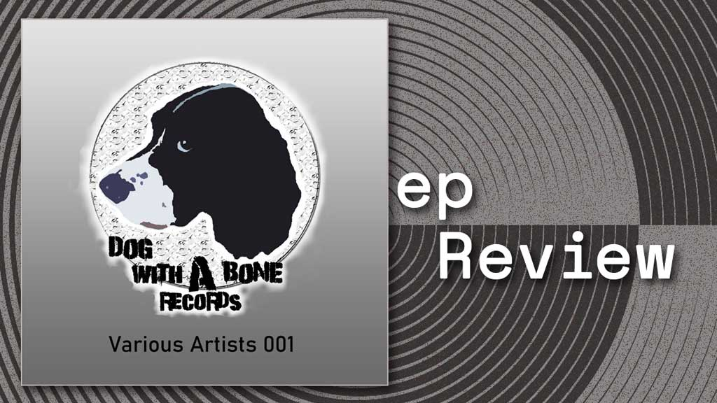 Cover of Dog With A Bone Records - Various Artists Volume 1