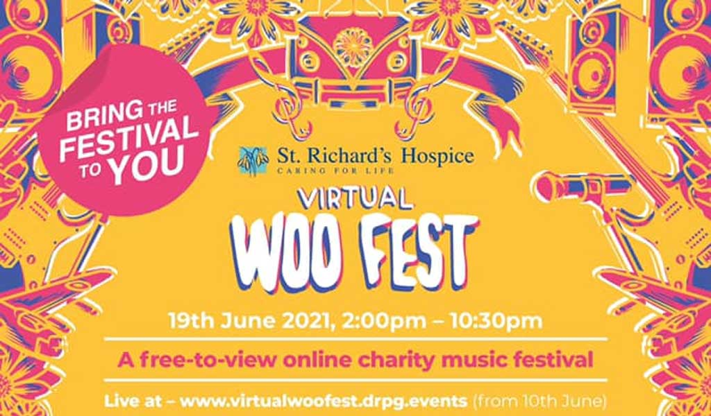 Woo Fest 2021 Banner