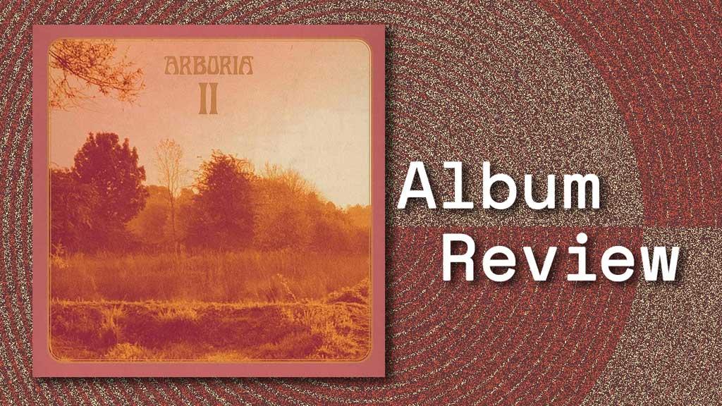 Album cover for Arboria II