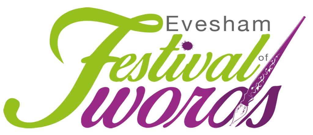 Evesham Festival of Words Logo