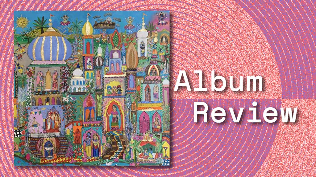 Album cover for Giving Love by Prem Seva