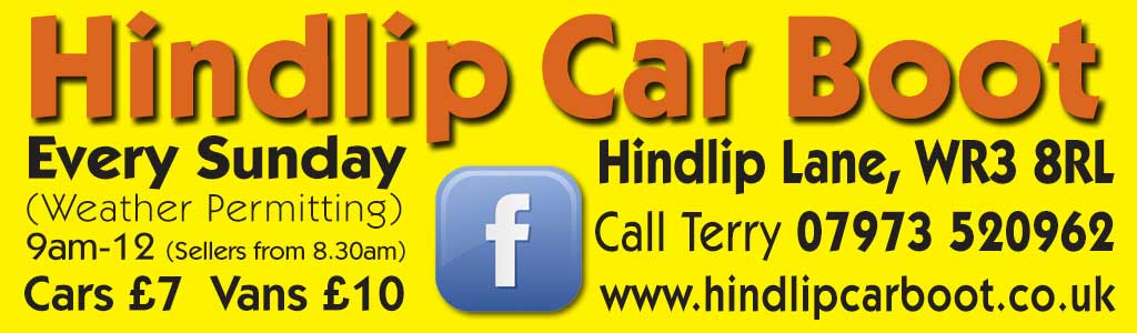 Poster for Hidlip Car Boot sale