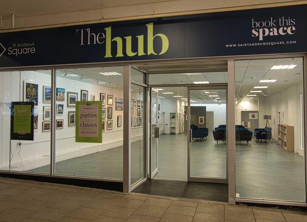 Photo of The Hub venue in Droitwich