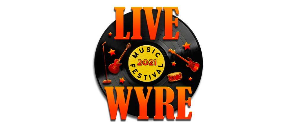 Live Wyre Festival Logo